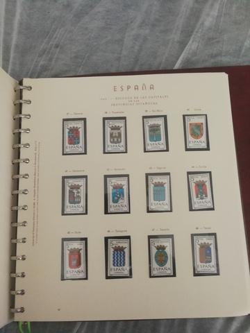 Colección Sellos De España 1964 1969