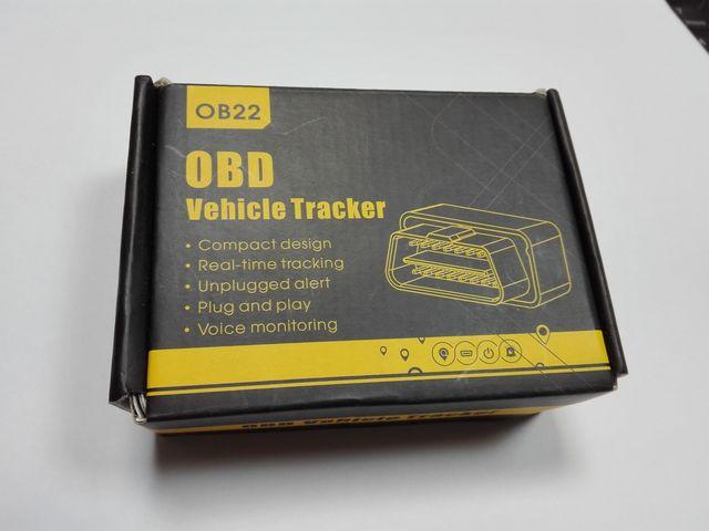 GPS OBD - foto 1