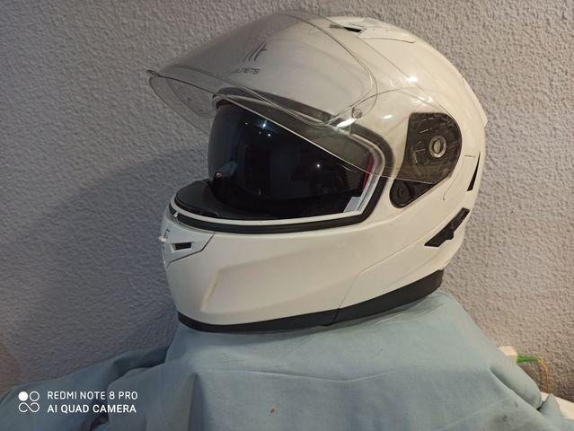 MIL ANUNCIOS.COM Pantalla moto casco Segunda mano y