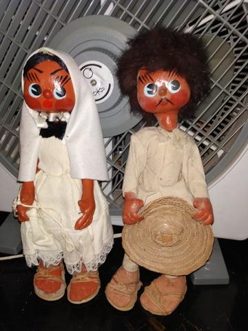 Muñecos De Sudamérica