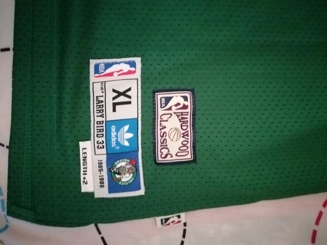 VENDO UN LOTE DE 3 CAMISETAS NBA - foto 9