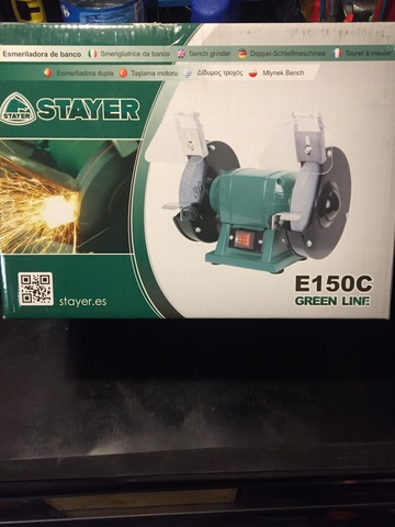 Esmeril Stayer E150C