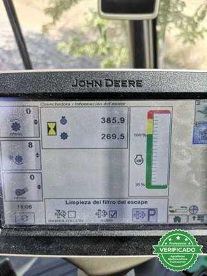 JOHN DEERE W650I - foto 5