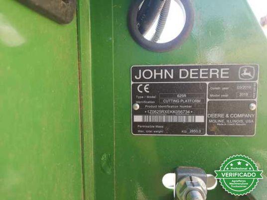 JOHN DEERE W650I - foto 7