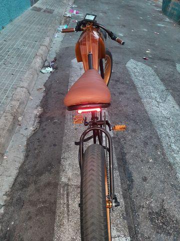 BICI ELECTRICA CUSTOM - foto 3