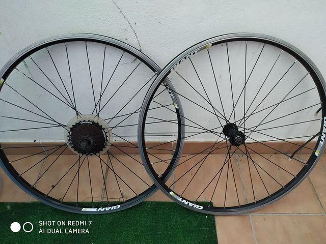 Llantas Ruedas Bicicleta Giant Mtb