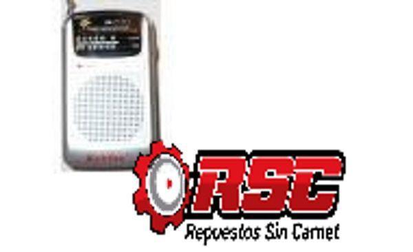 RADIO PORTATIL FM / AM - foto 1