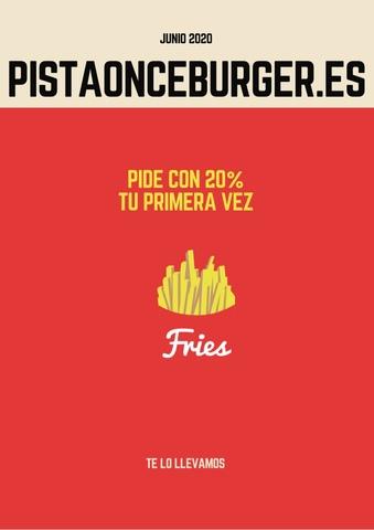 PISTAONCEBURGER BUSCA FRANQUICIADOS - foto 2