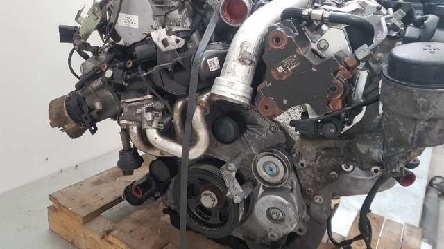 MOTOR COMPLETO MERCEDES C 350CDI W204 - foto 6