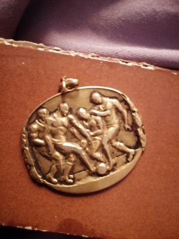 Medallas Diferentes Motivos Años 20.