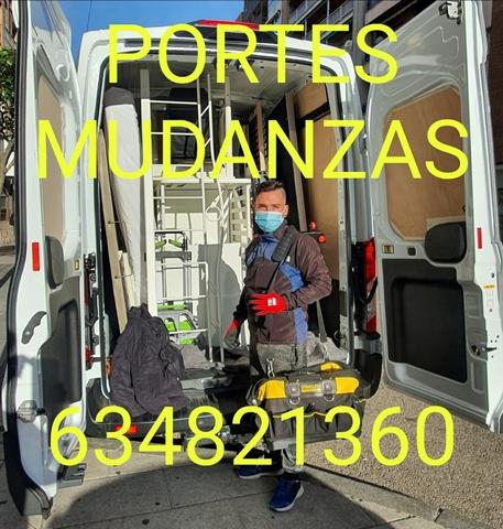 PORTES Y MUDANZAS GUADALAJARA - foto 1