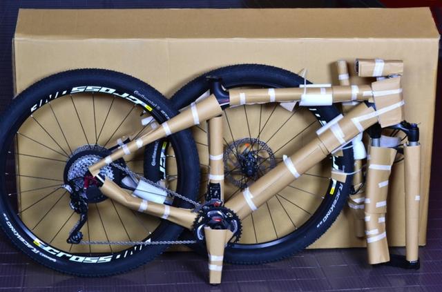 Cajas Para Embalaje Bicicletas