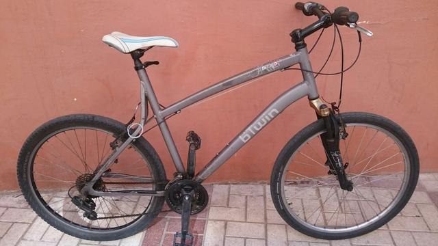 Bicicleta 26 Pulgadas Aluminio Con Suspe