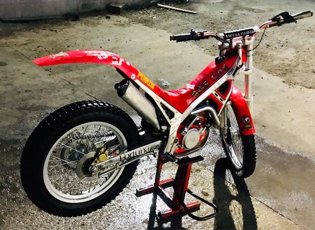 GAS GAS - TXT 250 - foto 4