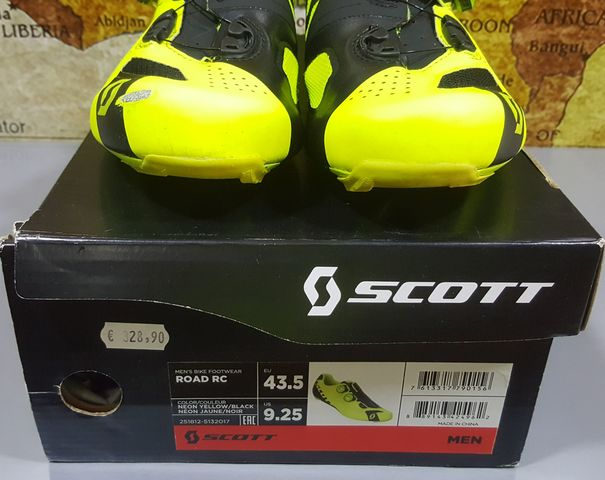 ZAPATILLAS SCOTT ROAD RC 43. 5 - foto 2