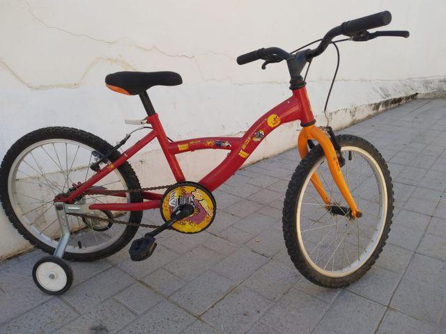 Bicicleta Para Niños Y Niñas