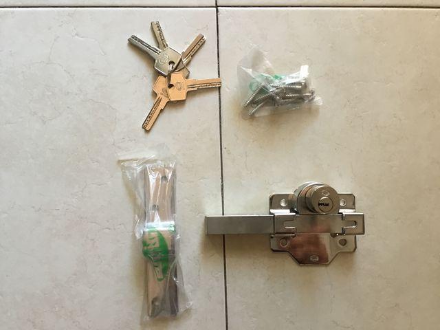 Cerradura Seguridad Nueva