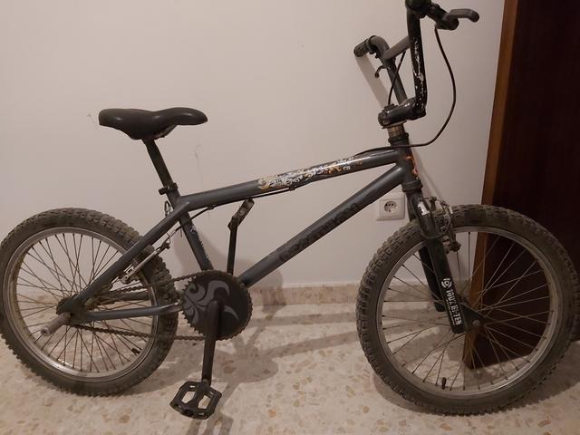 Vendo Bicicleta Bmx.