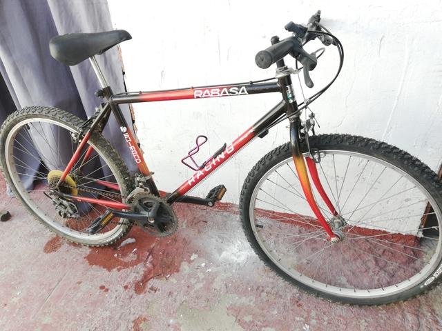 Bicicleta Montaña Derbi Rabasa Llanta 26