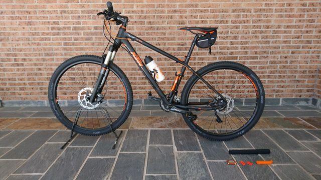 Bicicleta De Enduro Ktm Ultra 1964 Nueva