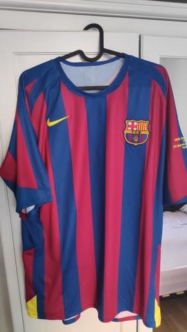 Camiseta Ronaldinho Barça