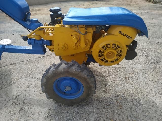 MOTOCULTOR MULA GYRMET BULTACO 250 - foto 3