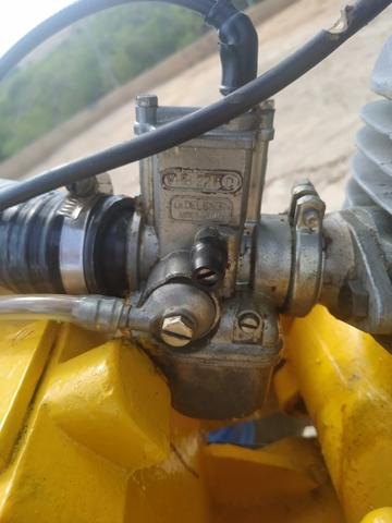 MOTOCULTOR MULA GYRMET BULTACO 250 - foto 9