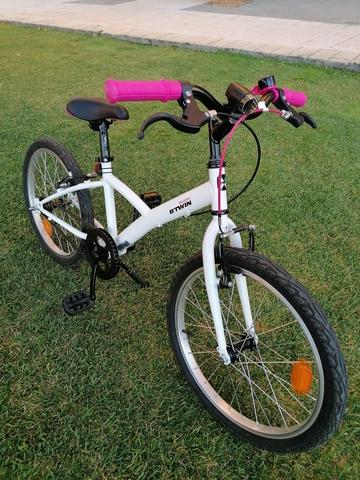 Bicicleta Seminueva De 20 Pulgadas