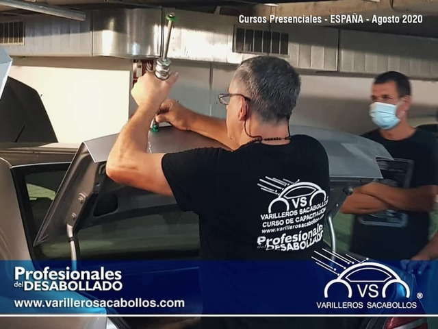 TÉCNICAS DE REPARACIÓN SIN REPINTAR - foto 3