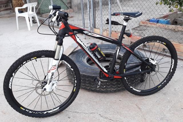 Bicicleta  Todoterreno,  Perfecto Estado