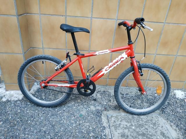Bicicleta Orbea Magnum Para Niño/A