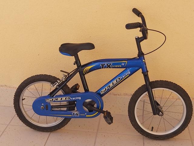 Se Vende Bicicleta De Niño De 16 Pulgada