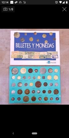 Billetes Y Monedas Comunidad Valenciana
