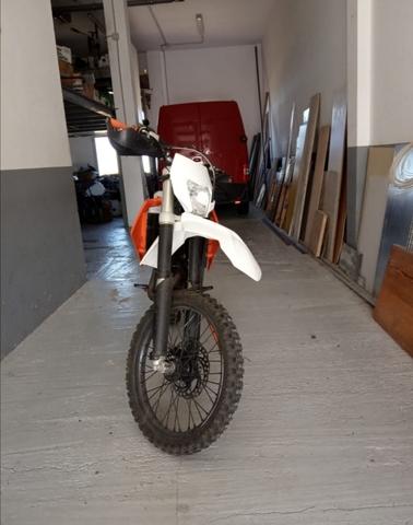 KTM - EXC 525 - foto 1