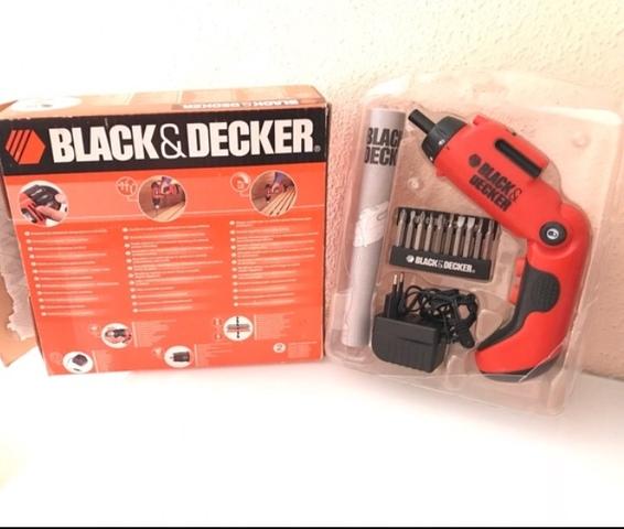 Nuevo Destornillador Black & Decker