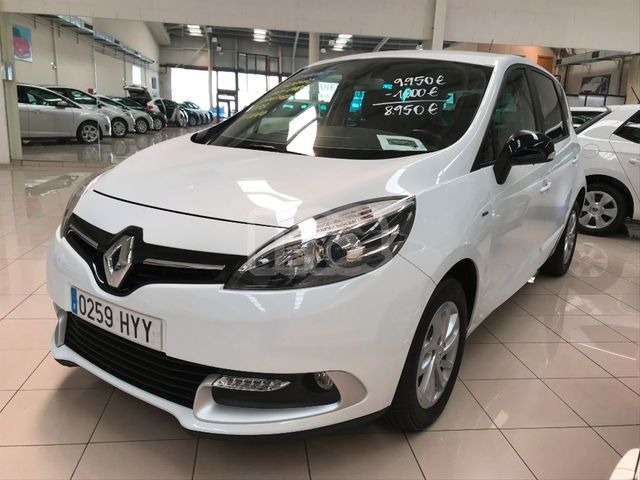 RENAULT - SCENIC LIMITED ENERGY DCI 110 ECO2 - foto 1