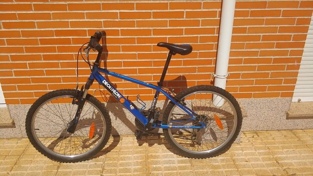 "MOUNTAIN BIKE 24\"" 140-160CM (NIÑOS) - foto 1"