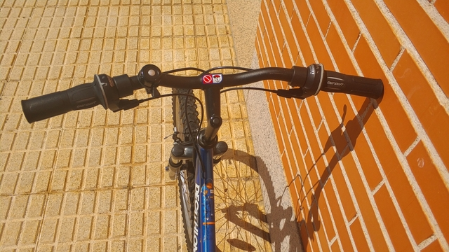 "MOUNTAIN BIKE 24\"" 140-160CM (NIÑOS) - foto 2"