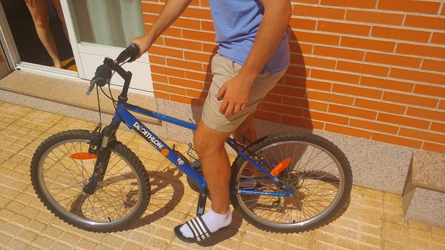 "MOUNTAIN BIKE 24\"" 140-160CM (NIÑOS) - foto 5"