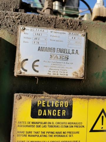 PRENSA CONTINUA ATADO AUTOMATICO - foto 2