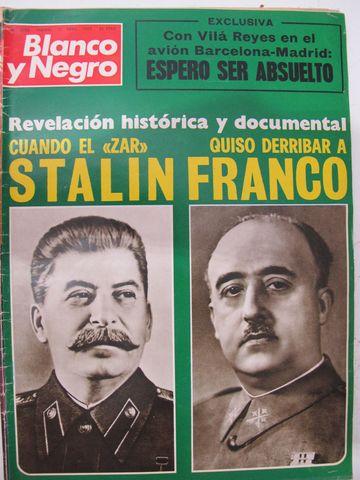 Revistas Blanco Y Negro