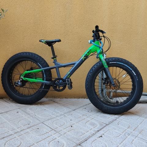 Bicicleta 20 Pulgadas Ruedas Xfat.