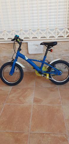 Se Vende Bicicleta 14 Pulgadas
