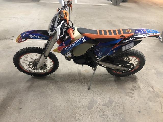KTM - EXC 125 - foto 2