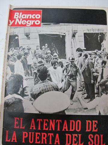 Revistas Blanco Y Negro Setiembre 1.974