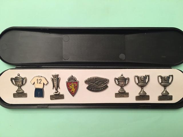 Pins Real Zaragoza