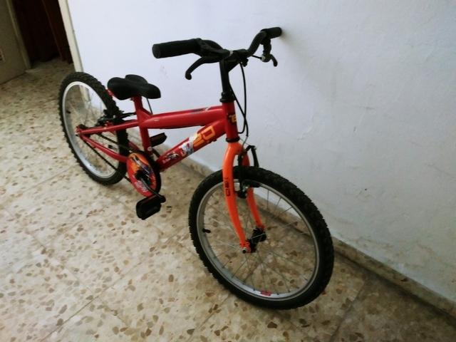 Bicicleta Niño/A De 5 A 8 Años