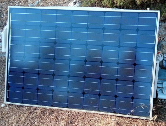 Placas Solares 205W Scheuten
