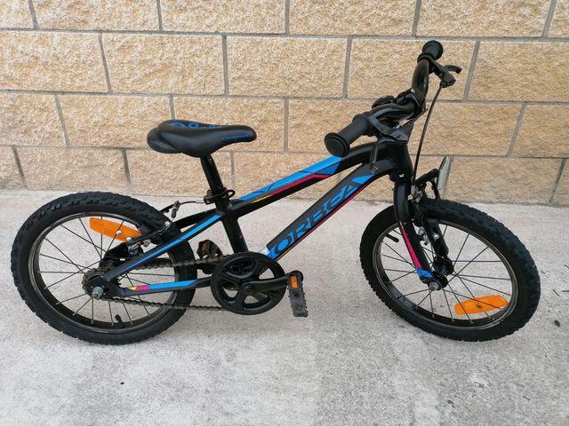 Bici Nin@ Aluminio 16 Pulgadas