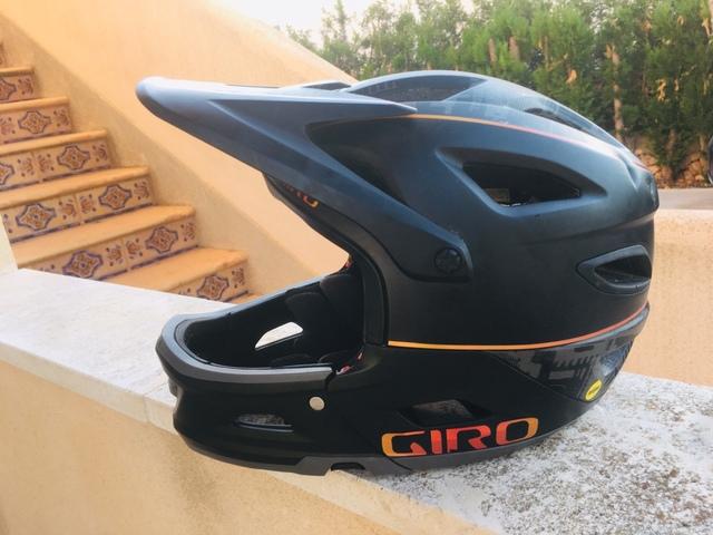 Casco Mtb Giro Switchblade Mips 2020
